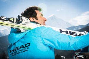 Ski Racing Camp in Soelden mit Skiweltmeister