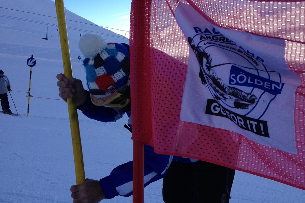 Ski Racing Camp Rettebachgletscher Soelden
