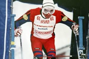 Ski Racing Camp in Soelden